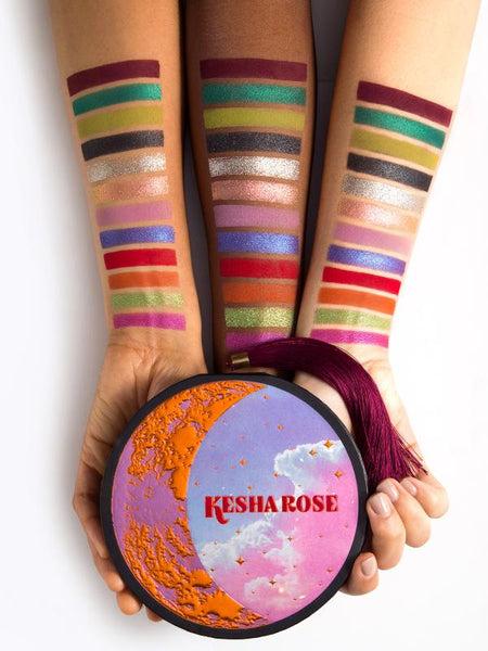 null - Kesha Rose FTW Eyeshadow Palette