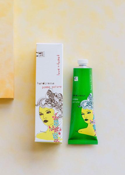 Love & Toast - Love & Toast Pomme Poivre Hand Cream   Margot Elena