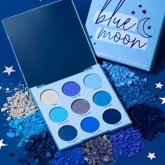 ColourPop Blue Moon Shadow Palette