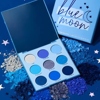 ColourPop - Blue Moon Shadow Palette
