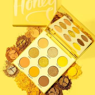 ColourPop - Uh-Huh Honey Shadow Palette