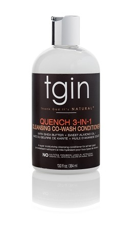 null - Quench 3-in-1 Co-Wash Conditioner and Detangler - 13oz