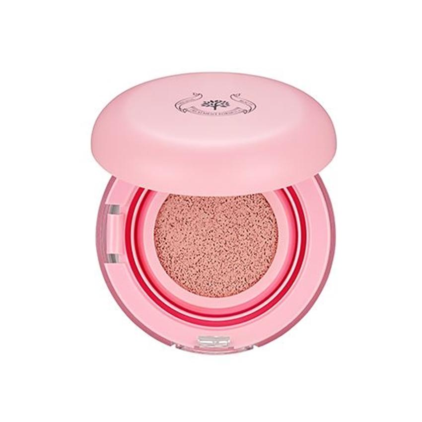 The Face Shop - Hydro Cushion Blush, Pink