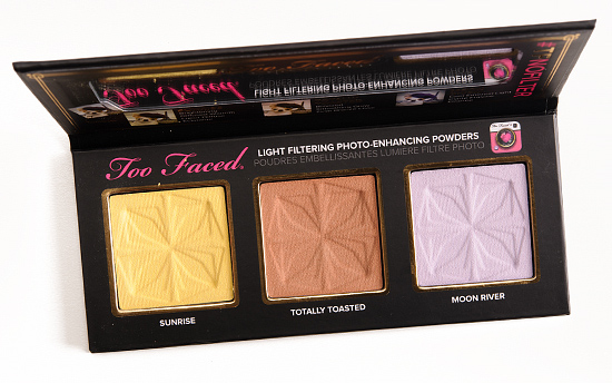 Temptalia Beauty Blog: Makeup Reviews, Beauty Tips - Too Faced #TFNoFilter Selfie Powders Palette Review, Photos, Swatches