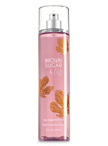null - Signature Collection Brown Sugar & Fig Fine Fragrance Mist