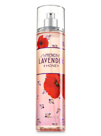 Bath and Body Works - French Lavender & Honey Fine Fragrance Mist
