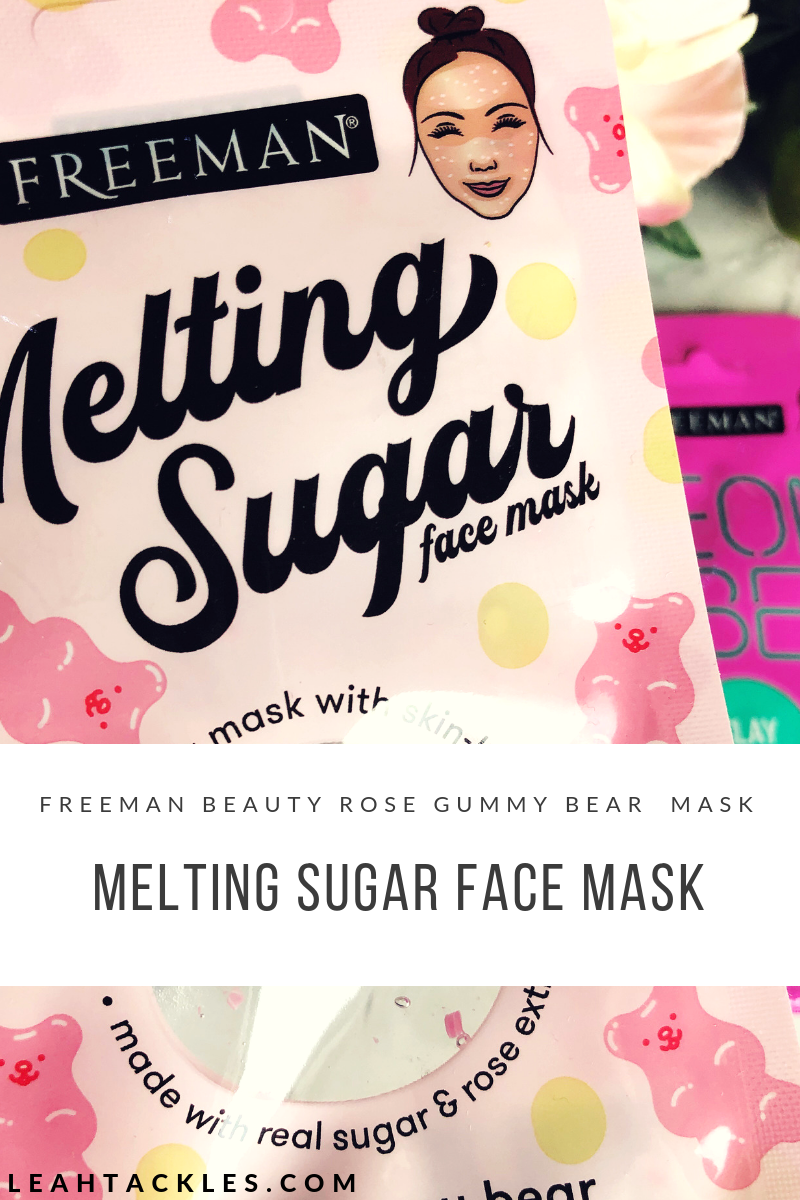 Freeman - Melting Sugar Face Mask