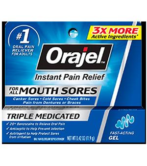 Orajel Orajel™ Mouth Sore Gel