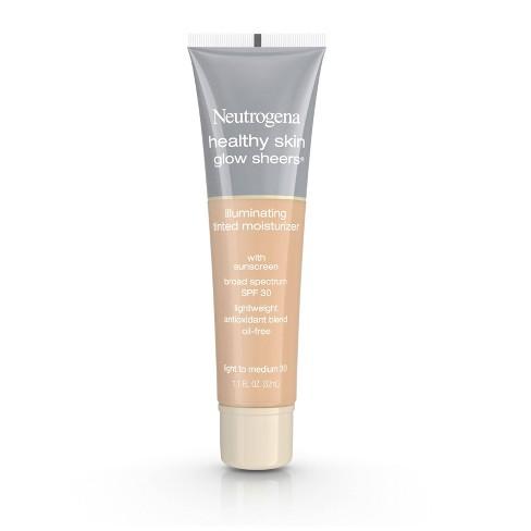 Neutrogena - Neutrogena Healthy Skin Glow Sheers - 30 Light to Medium - 1.1 fl oz