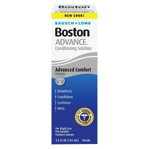 null - Boston Advance Conditioning Contact Lens Solution - 3.5oz.