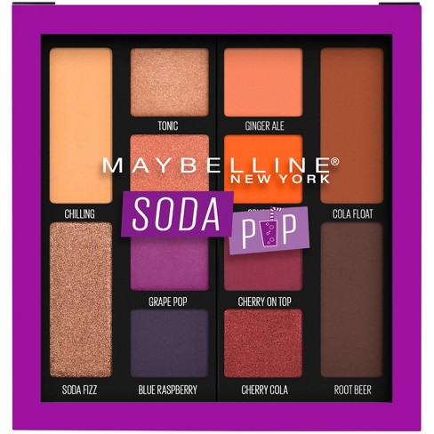 Maybelline - Maybelline Soda Pop Palette 110 Soda Pop - 0.26oz