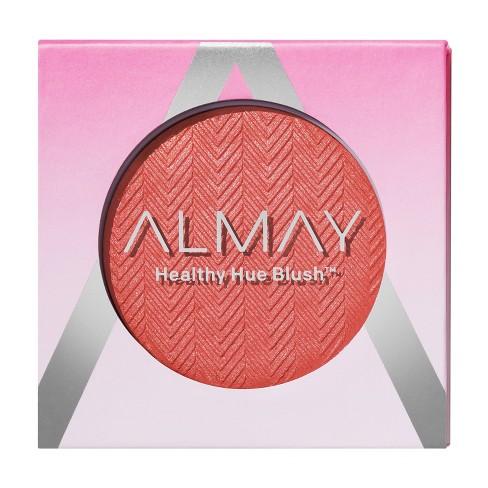 Almay - Almay Healthy Hue Blush 200 So Peachy - 0.17oz