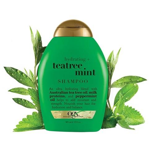 OGX - Hydrating Tea Tree Mint Moisturizing Shampoo