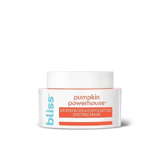 Bliss - Pumpkin Powerhouse Resurfacing & Exfoliating Enzyme Mask