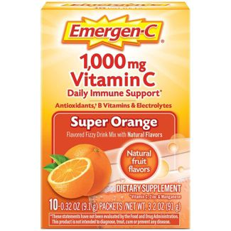 Emergen-C - Emergen-C Vitamin C Drink Mix - Super Orange
