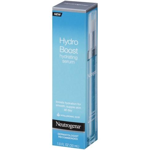 Neutrogena - Neutrogena Hydro Boost Hydrating Hyaluronic Acid Serum - 1 fl oz
