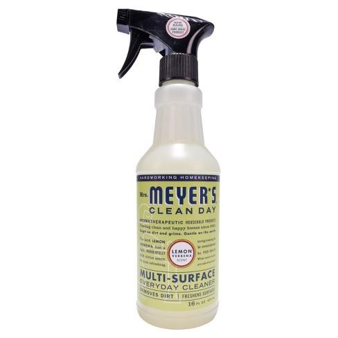 Mrs. Meyer's - Mrs. Meyer's Lemon Verbena Multi-Surface Everyday Cleaner - 16 fl oz