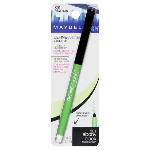 Maybelline - Define-A-Line Eyeliner
