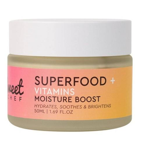 Sweet Chef  Superfood + Vitamins Boost Moisture