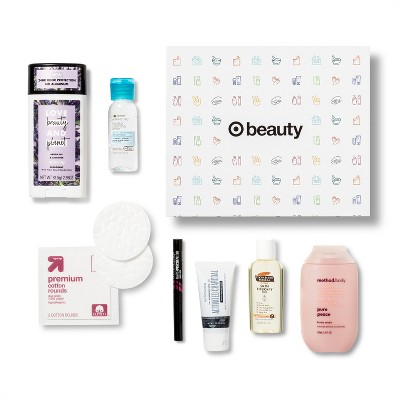 Target Beauty Box January Beauty