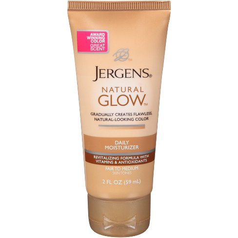 Jergens - Jergens Natural Glow Daily Moisturizer - Fair/Medium - 2 oz
