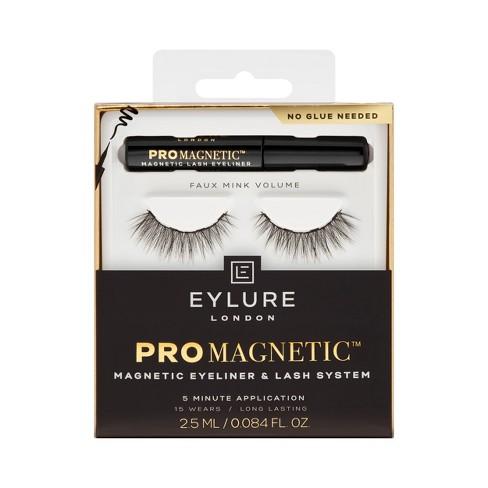 Eylure - Eylure ProMagnetic Liner Faux Mink Kit Volume - 1pr