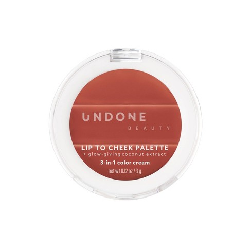 Undone Beauty - Lip to Cheek 3-in-1 Cream Tint