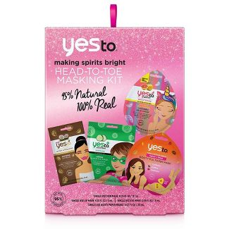 Yes To - Yes To Head To Toe Masking Kit