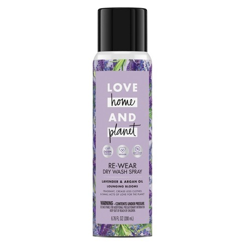 Love Home and Planet - Dry Wash Spray