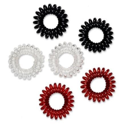 Scunci - Scunci Spiral Twisters - 6pk