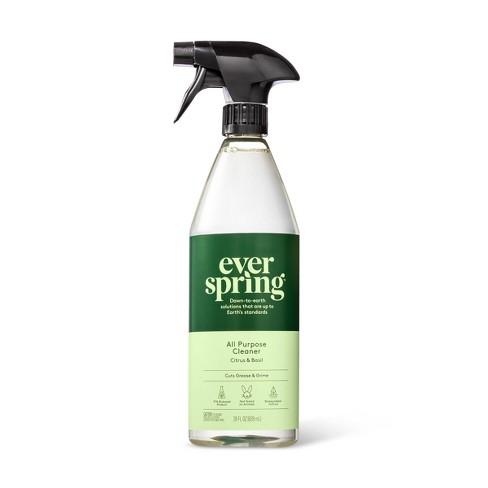 null - Citrus & Basil All Purpose Cleaner - 28 fl oz - Everspring™