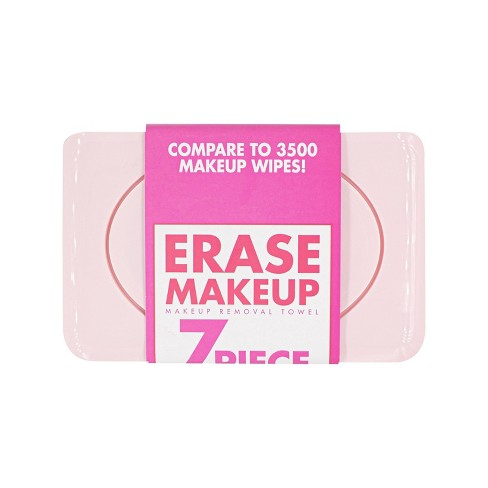 null - Erase Makeup Reusable Makeup Removal Set - 7pc