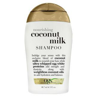 OGX OGX Nourishing Coconut Milk Shampoo - Trial Size - 3 fl oz
