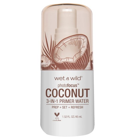 Wet n Wild - Wet n Wild Photo Focus Primer Water Coconut 1.52 fl oz