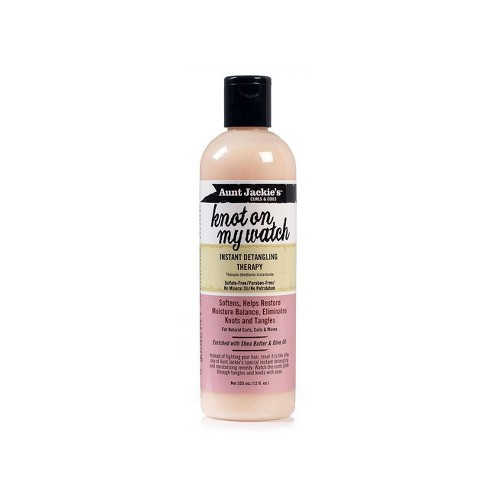 Aunt Jackie's - Aunt Jackie's Knot on My Watch Instant Detangling Therapy - 12 fl oz