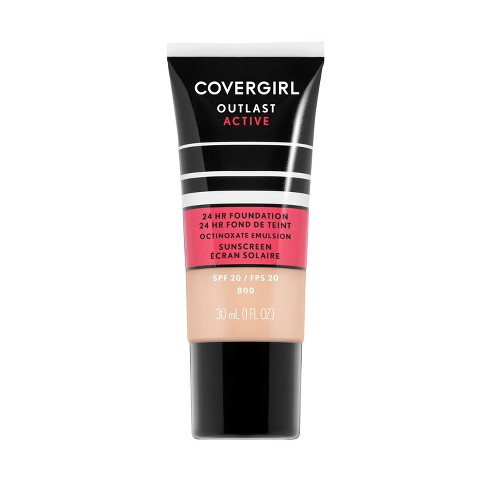 COVERGIRL - COVERGIRL Outlast Active Foundation - 1 fl oz