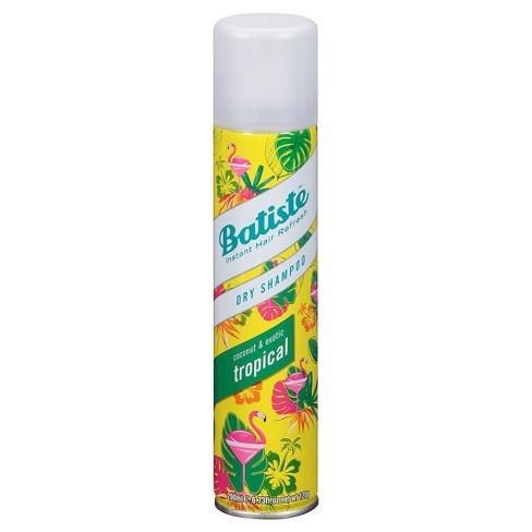 Batiste - Batiste Tropical Coconut & Exotic Dry Shampoo - 6.7oz