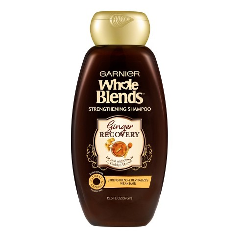 Garnier - Garnier Whole Blends Ginger Recovery Strengthening Shampoo - 12.5 fl oz