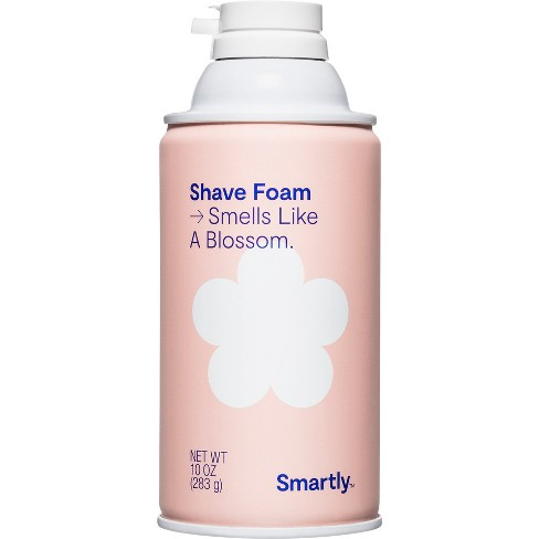 null - Blossom Scented Shaving Foam - 10oz - Smartly™