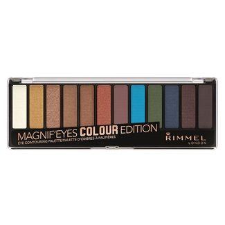 Rimmel - Magnif'Eyes Eyeshadow Palette