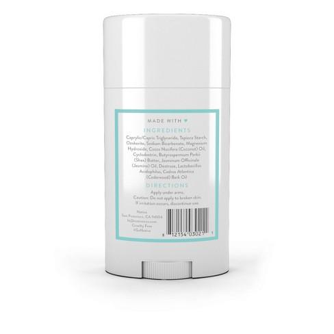 Native - Jasmine & Cedar Deodorant