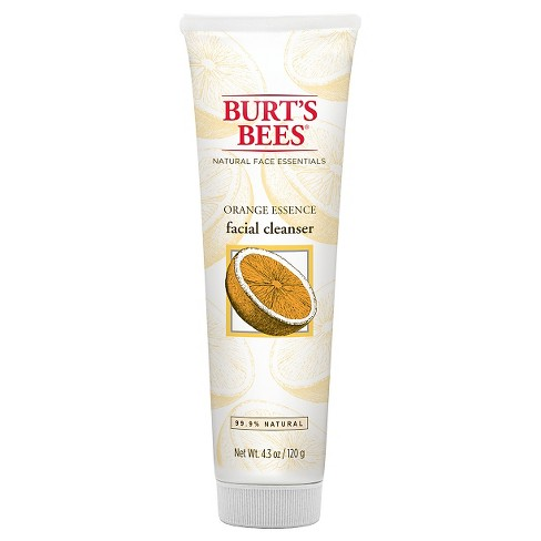 Burt's Bees Burt's Bees Orange Essence Facial Cleanser - 4.34 oz