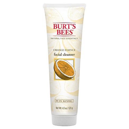 Burt's Bees - Burt's Bees Orange Essence Facial Cleanser - 4.34 oz