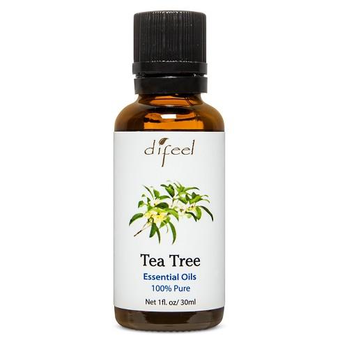 Difeel - Pure Essential Tea Tree Oil