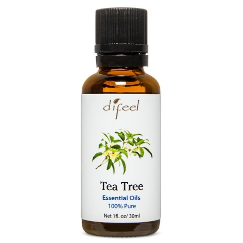 Difeel - Pure Essential Tea Tree Oil
