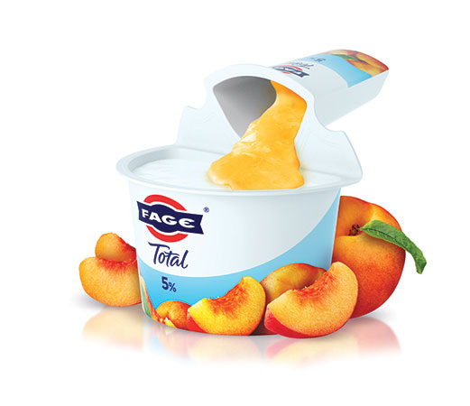 null - FAGE Total 5% Peach