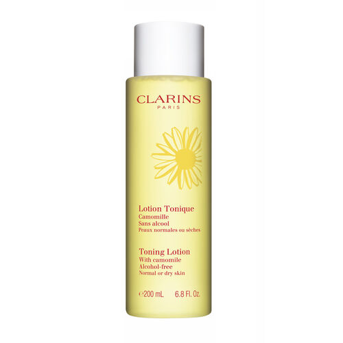 Clarins - Toning Lotion with Camomile