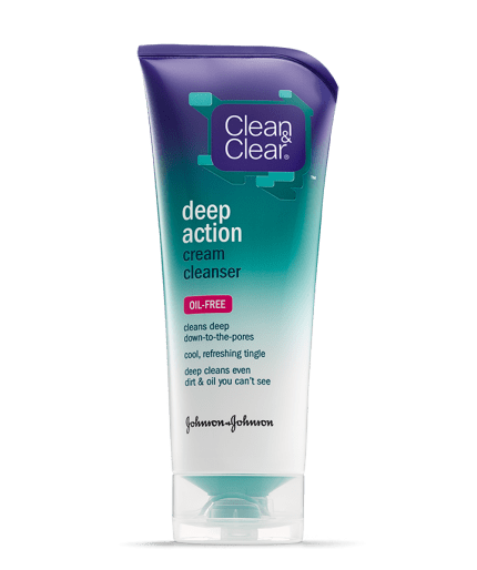 null - Deep Action Cream Cleanser