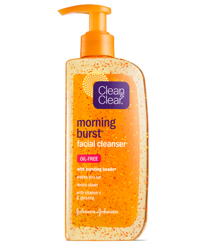 null - MORNING BURST® Facial Cleanser