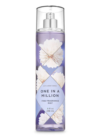null - Signature Collection One in a Million Fine Fragrance Mist